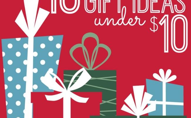 Ten Last Minute Gift Ideas Under 10 Living Well