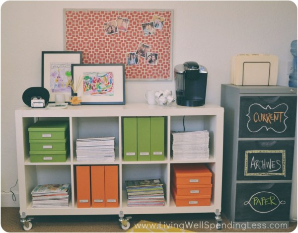 DIY Home Office Decorating Ideas On a Budget