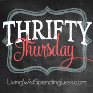 Thrifty Thursday Square