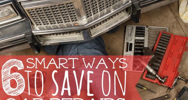 Smart Ways To Save On Car Repairs Living Well Spending Less
