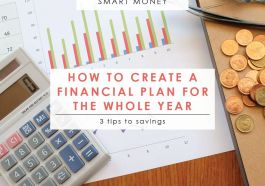 How To Create A Financial Plan For The Year Savings Tips