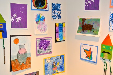 kid art gallery