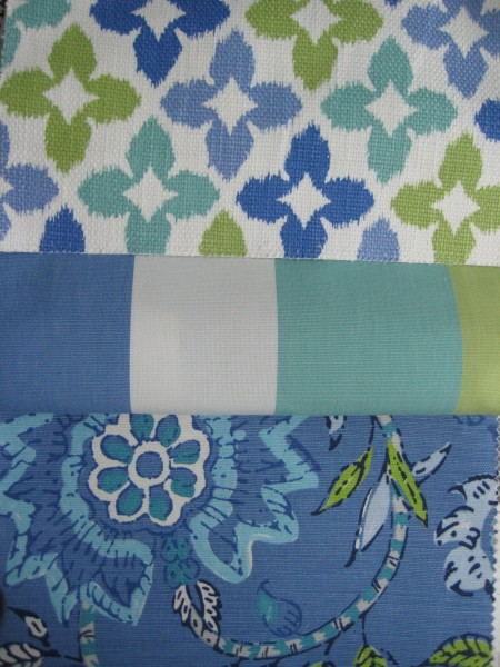 Novia, Jayanti Stripe, and Sevita by Thibaut- Living With Color Designs