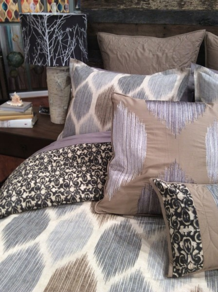 Bryan Keith bedding - Living With Color Designs