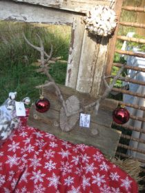 Chartreuse Barn Sale- vintage and repurposed
