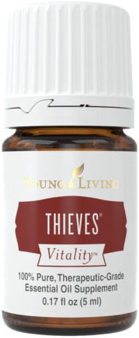 Thieves Vitality Essential Oil