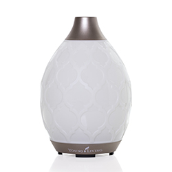 Essential Oils to Diffuse for Sleep - Young Living's Desert Mist Ultrasonic Diffuser