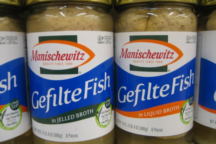 Gelfite Fish And The Redemption Of The World