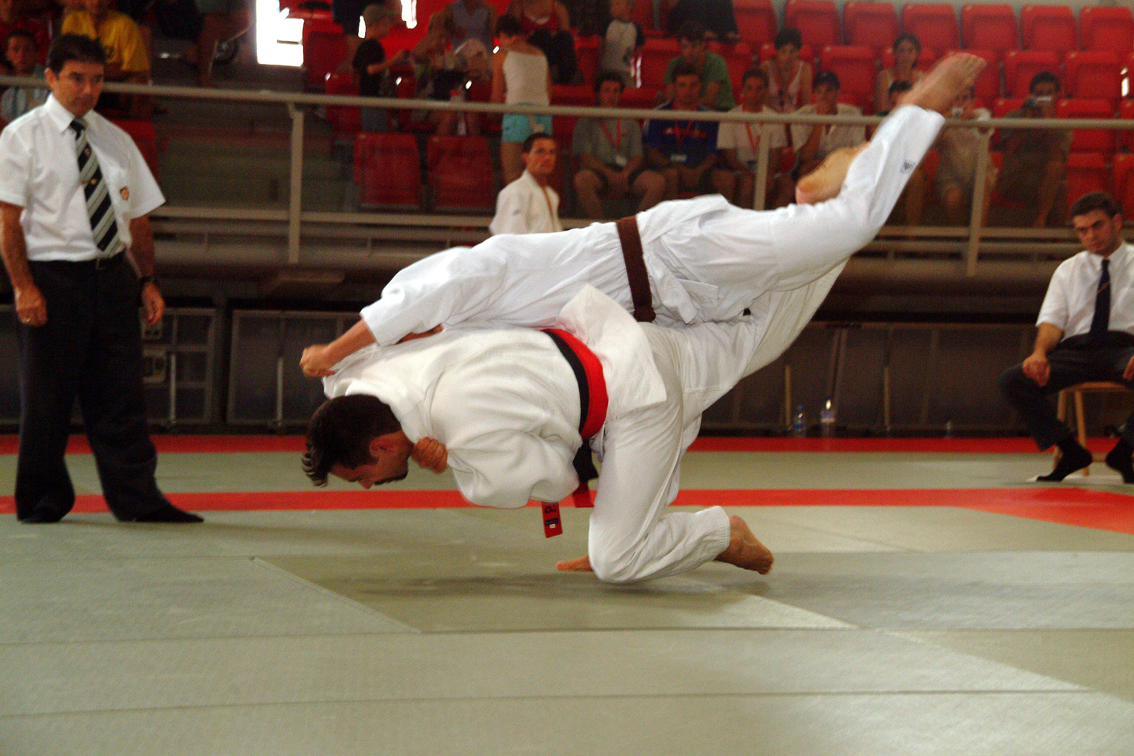 Spiritual Judo