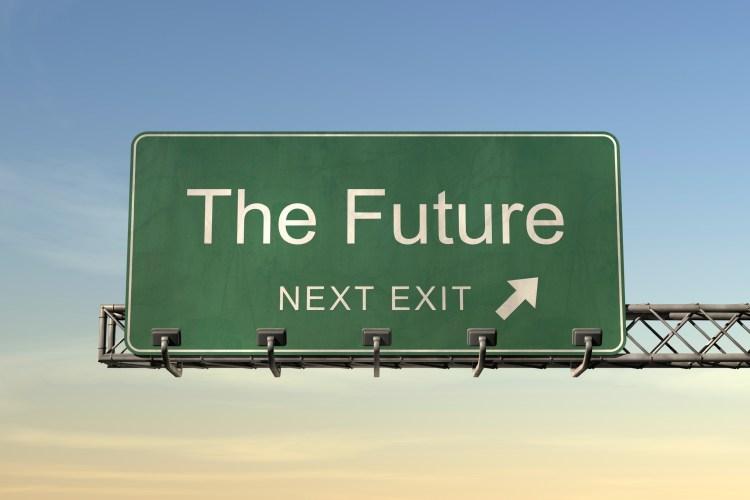 FutureRoadSign