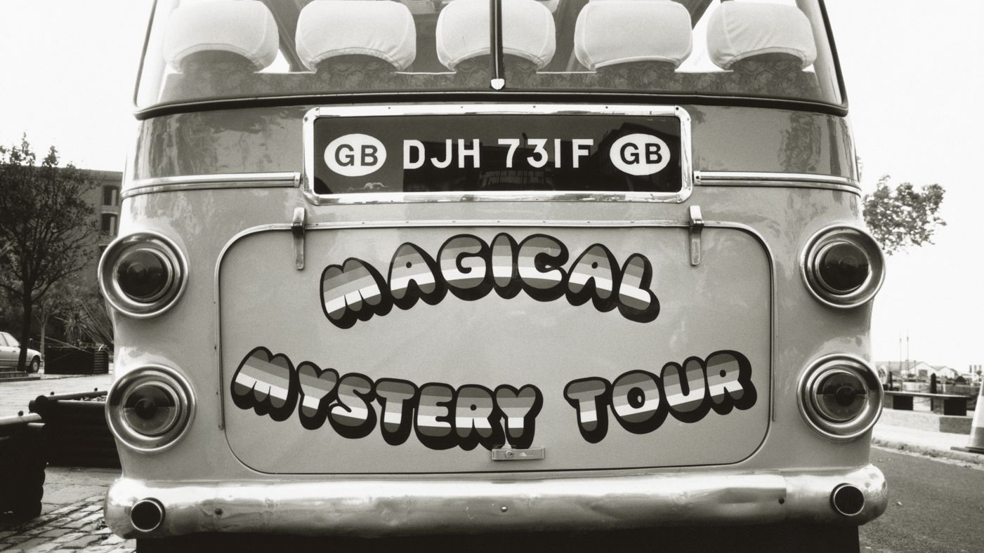The Jewish Magical Mystery Tour