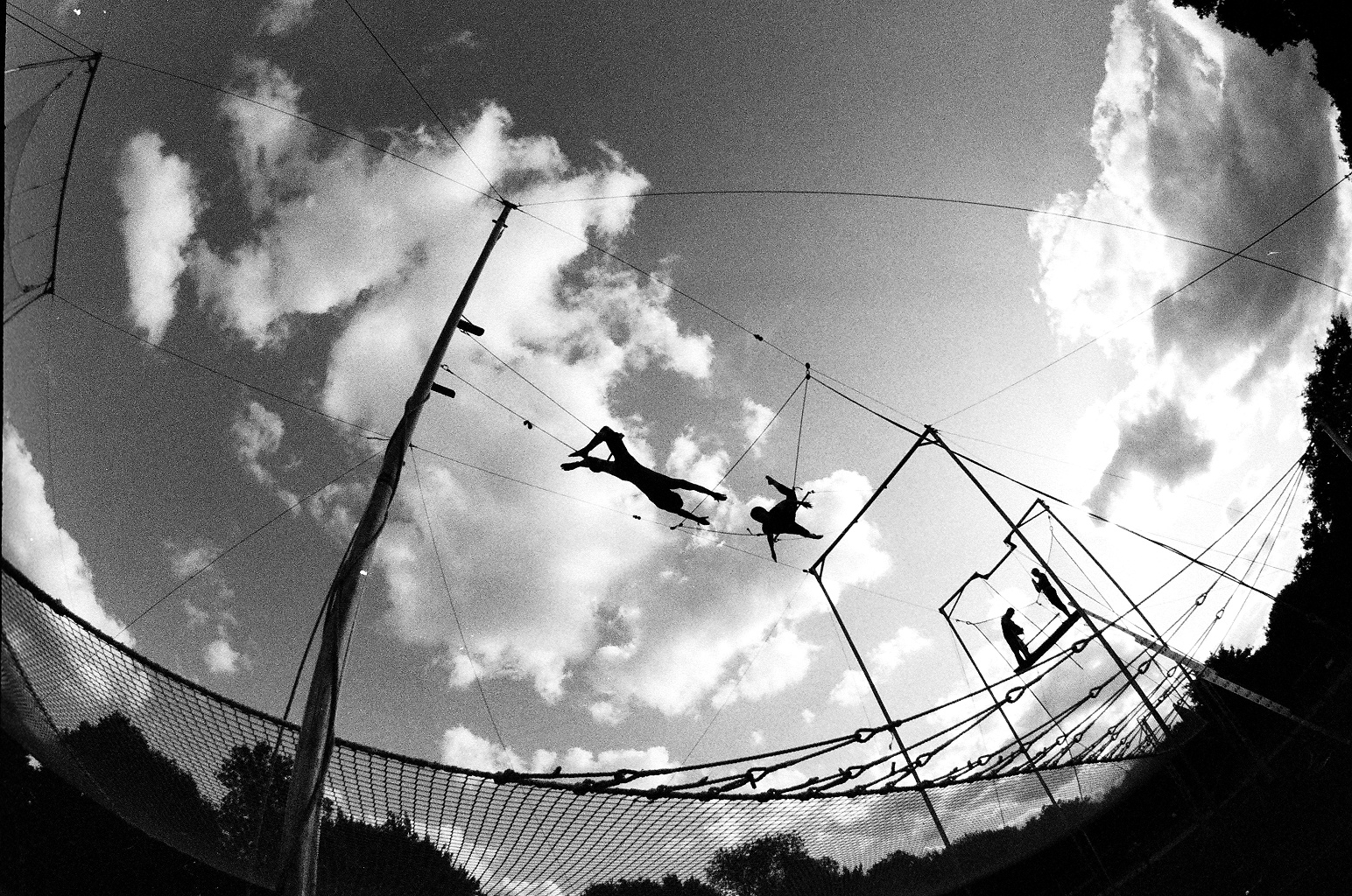 Trapeze Artists and God