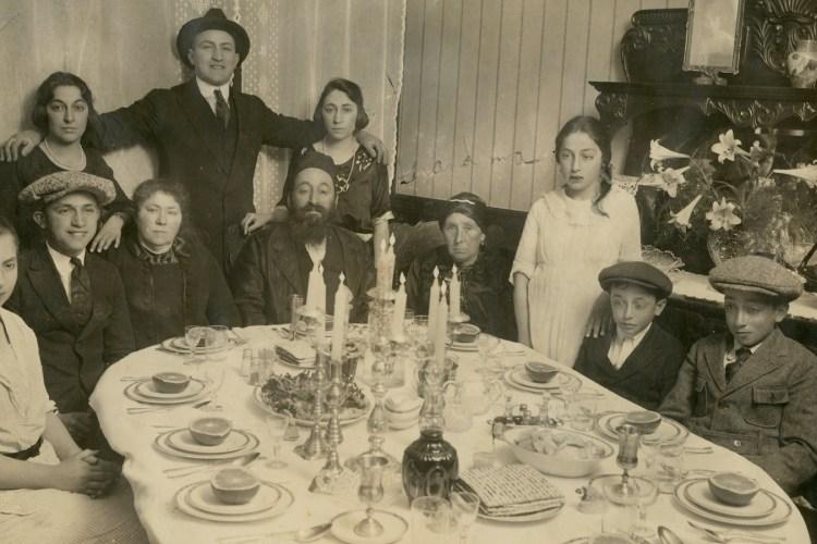 Passover Seder 1