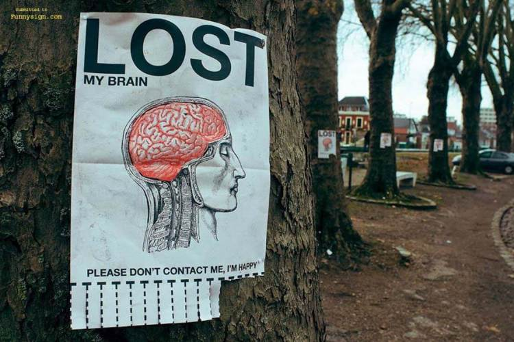 Funny Lost And Found Posters 006