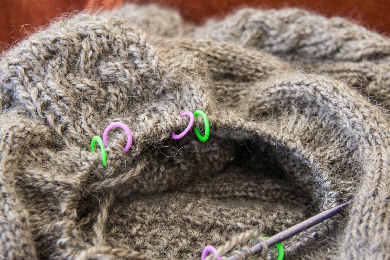 Demystifying Picking Up Stitches in Your Knitting