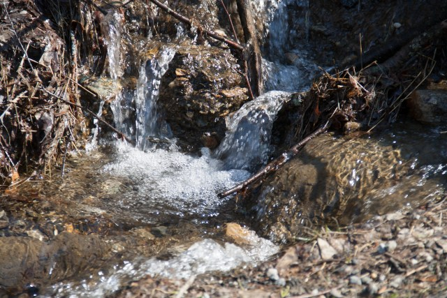 Spring Thaw in Vermont
