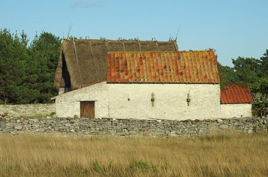 Farmstead on Gotland