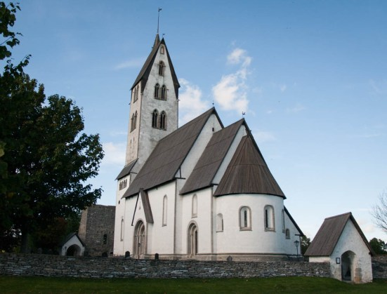 Churches on Gotland