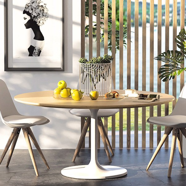 Tulip Dining Table - Living With Style