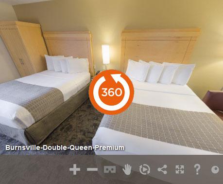 Livinn Hotel Minneapolis South Burnsville Premium 2 Queen