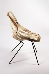 SO WAVY: The Saji Chair by Laura Kishimoto | livin spaces