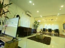 CORPORATE AND QUIRKY: A look inside the Lekki office of ...