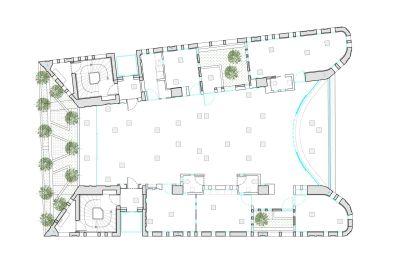 white walls jean nouvel plan 5