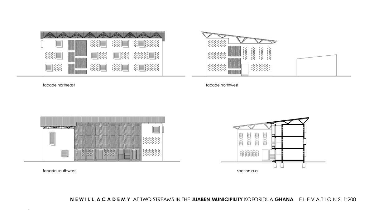 Newill Academy_03_plans