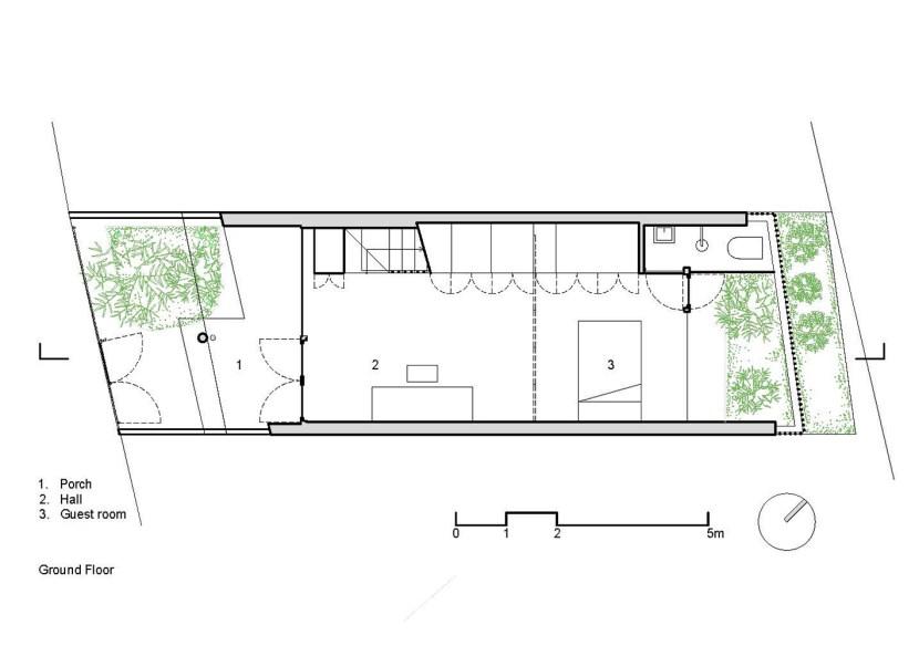 bamboo house vtn_01_dwg01_plan_GF