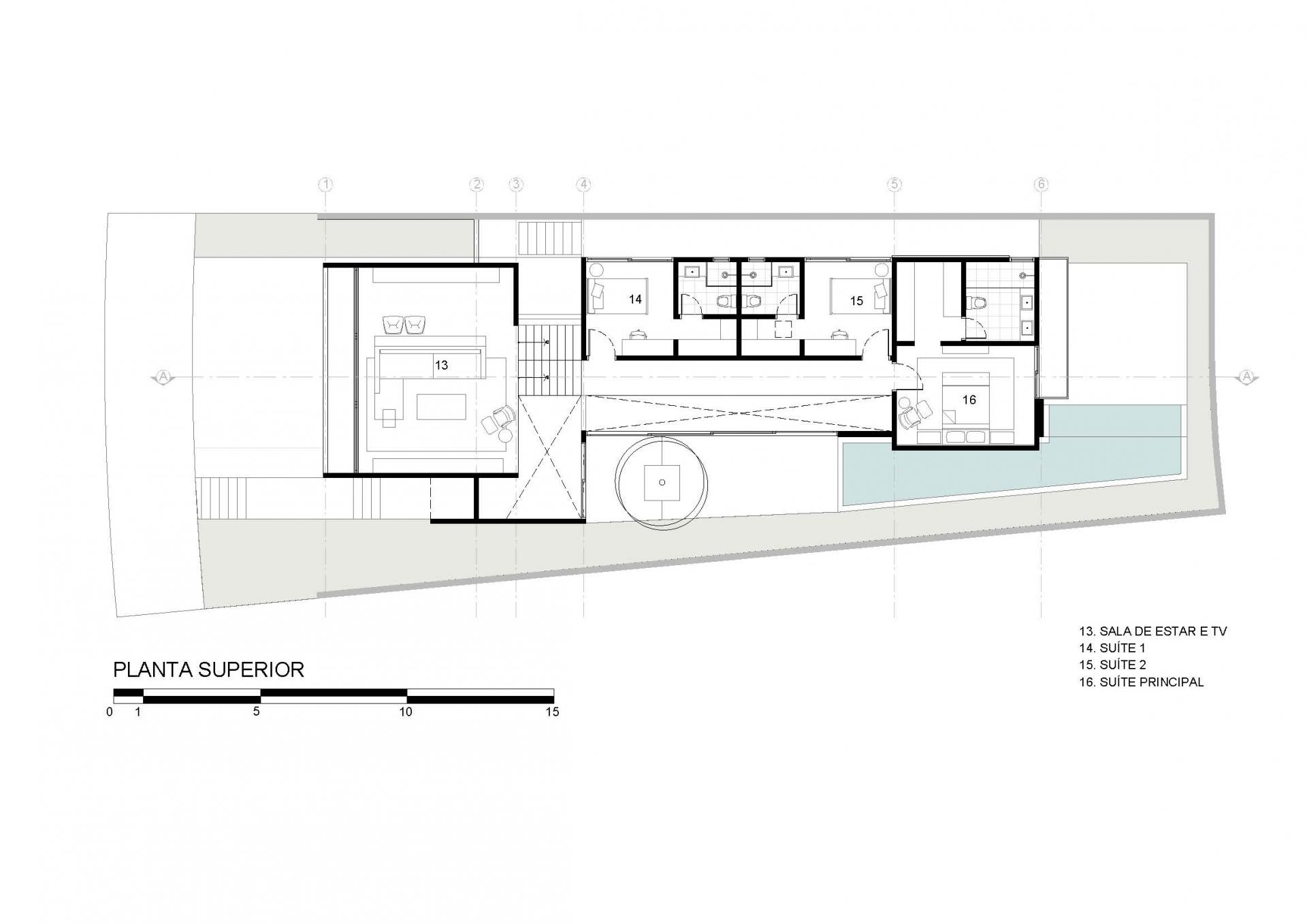casa guaime _02_floor plans