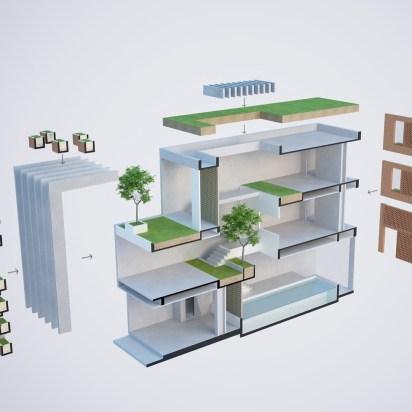 RESORT IN HOUSE_Model_APLES DESIGN