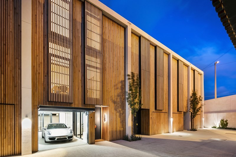 30 Esplanade Townhouses In Australia By Wood Marsh