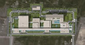 Congo Kintele Congress Center_25_AVCI Architects_floor plans