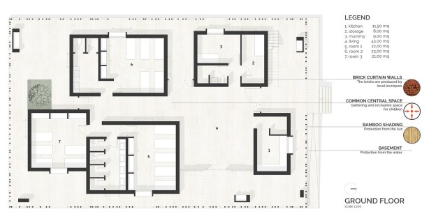 casa rana_01_made in earth_01_drawings_01_plans