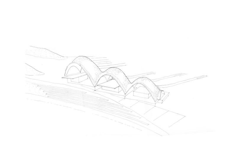 Rwanda Cricket Stadium_12_Light Earth Designs_Concept Sketch