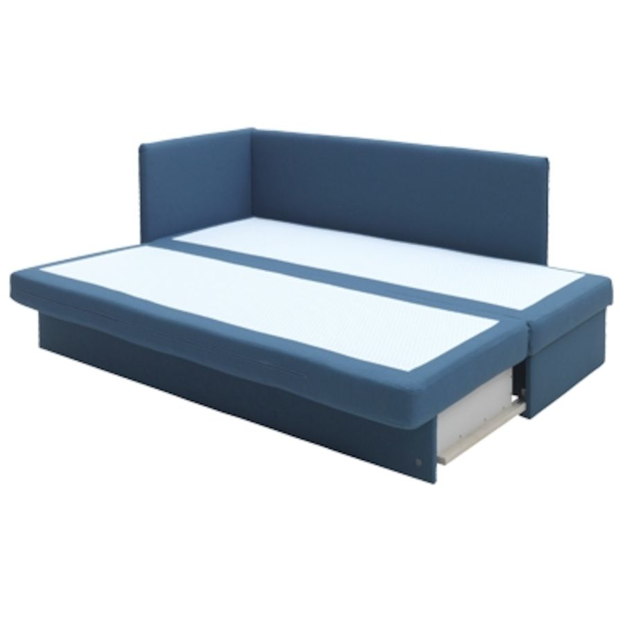 toptip bettsofa guest wide seat leather sofa stoff petrol b 218 t 68 h 85 cm livique