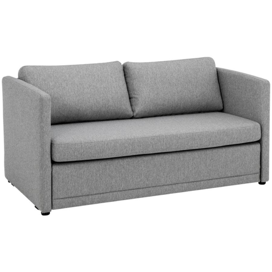 toptip bettsofa guest montauk sofa sample sale pilatus stoff grau b 150 t 86 h 83 cm livique