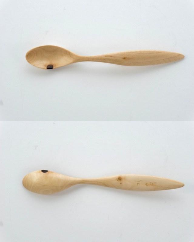 Cherry teaspoon long