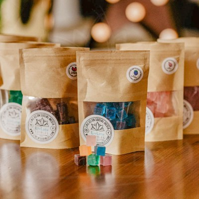 CBD Edibles UK Hard Candy