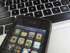待ってました!!SoftBankユーザーもiPhone5でテザリングが可能になったよ!