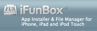 IFunBox for Windows File Manager Browser Explorer Transferer for iPhone iPad and iPod Touch