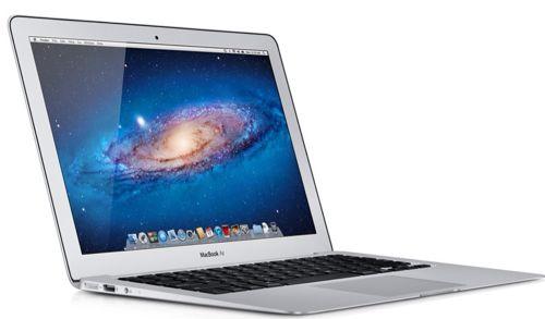 ここさえ押さえれば絶対失敗しないMacBook Air 2012の選び方