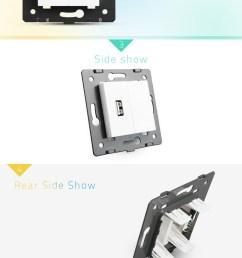 hdmi socket module livolo touch wall switch [ 950 x 3520 Pixel ]
