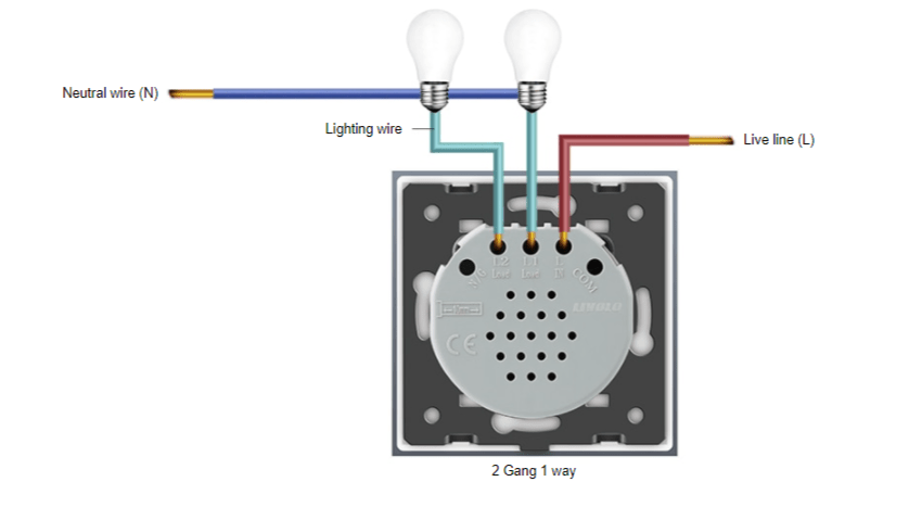 Switch Wiring Diagram In Addition Wiring A 3 Way Switch With 2 Light