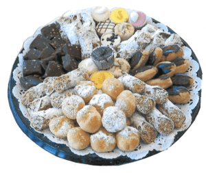 Desserts & Platters