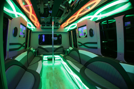 Party Bus Detroit Information From
