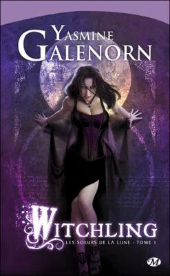 Couverture Les soeurs de la lune, tome 1 : Witchling