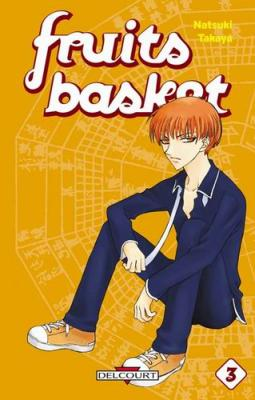 Couverture Fruits Basket, tome 03