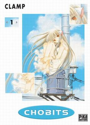 Couverture Chobits, tome 1