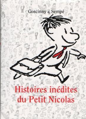 Couverture Histoires inédites du Petit Nicolas, tome 1